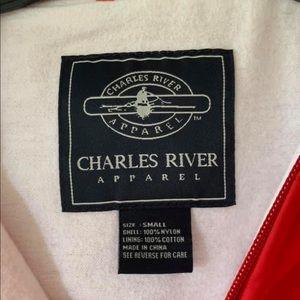 Charles River Apparel Jackets & Coats - AOII rain jacket